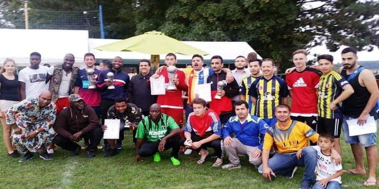 DİTİB, farklı renkleri futbol turnuvasında buluşturdu