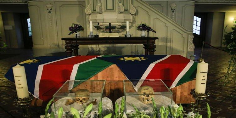Almanya, Herero ve Namaların kemiklerini teslim etti