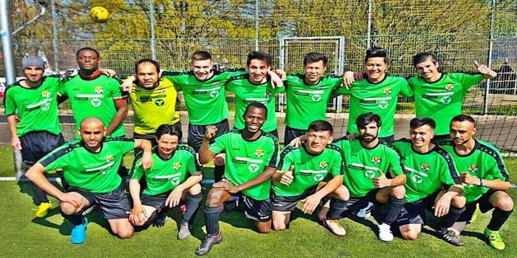 Paderborn Alevi futbol kulübüne anlamlı ödül