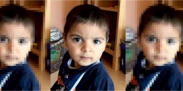 Savaş bebek koruyucu ailede öldü
