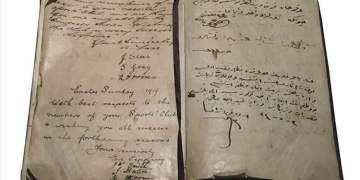 Osmanlı'dan bugüne Türklerin spor hafızası Devlet Arşivlerinde