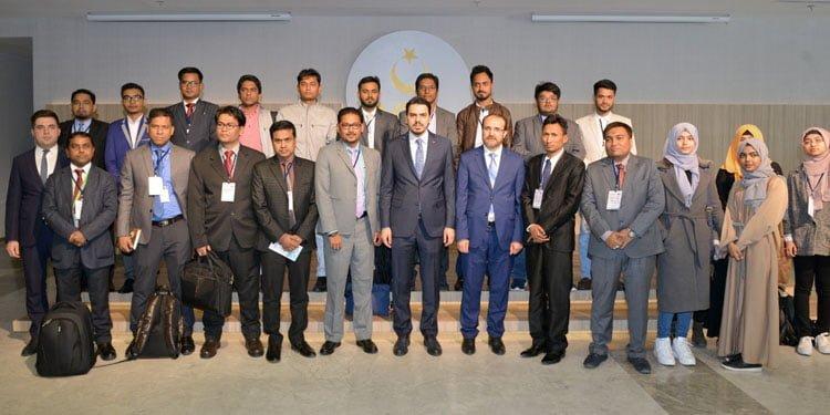YTB Rohingya Medya Eğitim Programını Başlattı