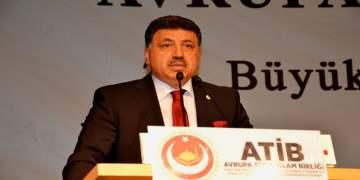ATİB Genel Başkanı Durmuş Yıldırım'ın Ramazan Bayramı Mesajı