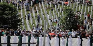 """AB:""""Srebrenitsa soykırımını her zaman hatırlamak, ortak görevimiz"""""""