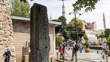 İstanbul'daki dünyanın merkezi: Milyon Taşı