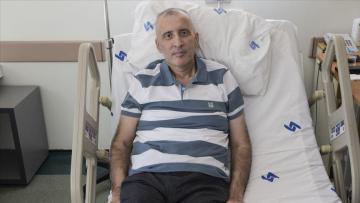 Hollanda'da 15 gün ömür biçilen gurbetçi, Türkiye'de yeniden doğdu