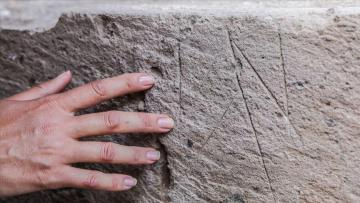Ahlat'taki iç kalede 'Oğuz damgaları' bulundu