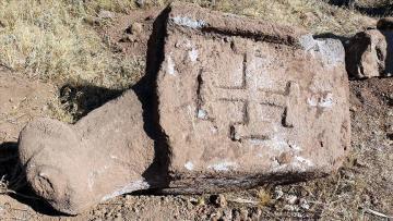 2 bin 600 yıllık Türk tamgaları buldular