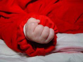 3 bebek elsiz doğdu