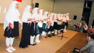 Mevlid-i Nebi etkinliği Saarland'da düzenlendi