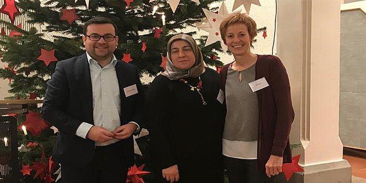 Schwerte Belediye Başkanı'ndan Avrupa Köprübaşılar Derneği'ne teşekkür