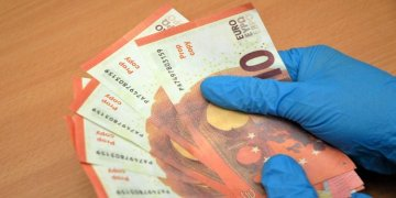 NRW'de sahte para paniği