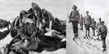 Sarıkamış faciasına giden yol Tannenberg'den örnek alındı