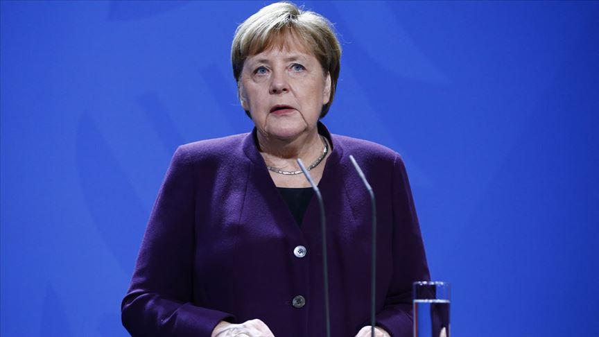"""Merkel:""""Bu affedilemez bir süreç"""""""