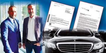 Dizel skandalı Mercedes'i de vurdu