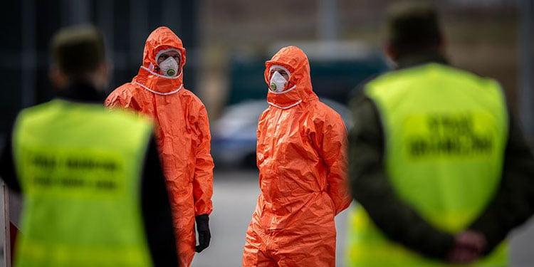 Almanya'da 5.'inci koronavirüs ölümü