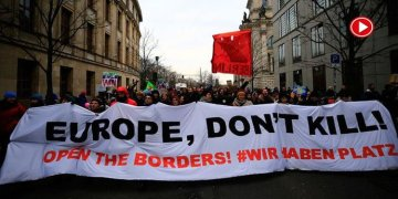 AB sınırlarını sığınmacılara açın