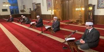 Almanya'da ikinci mübarek gecede de camiler mahzun