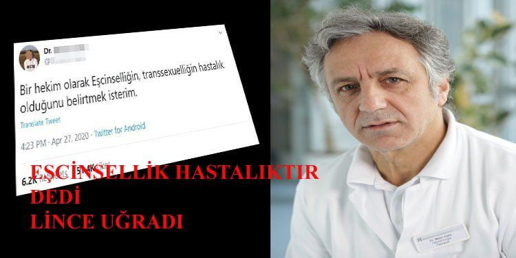 Türk doktor açığa alındı