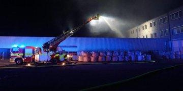 Ratingen'deki firmada 7 ayda 3.'üncü yangın