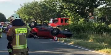 Kazada 9 yaralı