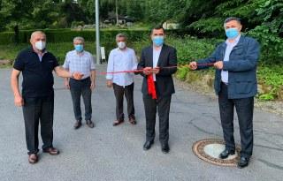 DİTİB Ostfildern Cami'nde gasilhane açıldı