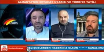 Almanya'nın seyahat uyarısı ve Türkiye tatili (VİDEOLU)