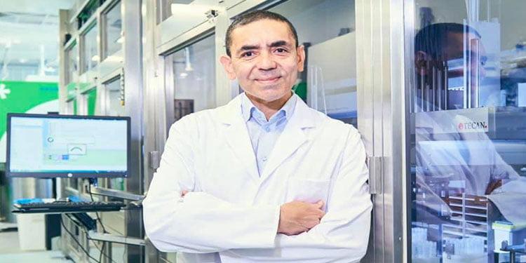 BioNTech aşısına 375 milyon euro destek
