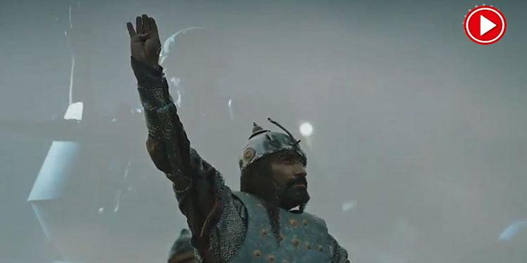 Malazgirt Zaferi'nin 949. Yıldönümü dolayısıyla 'Kızıl Elma' klibi (VİDEO)