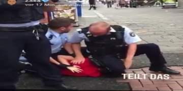 Boğaza baskı yapan polislerin dosyası tamamlandı