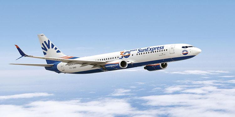 SunExpress Anadolu – Avrupa uçuş ağını genişletiyor