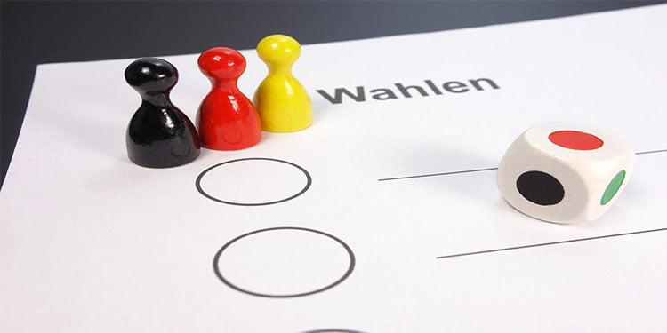 NRW'de yerel seçimler yapıldı
