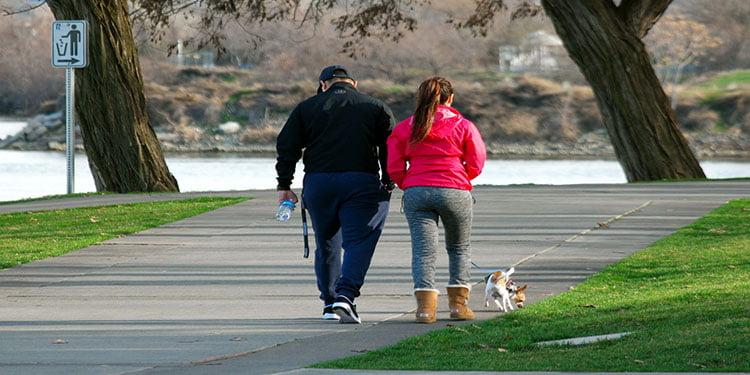 Tükenmişlik sendromuna karşı yürüyüş