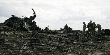 Ukrayna'da savaş uçağı düştü: 22 ölü