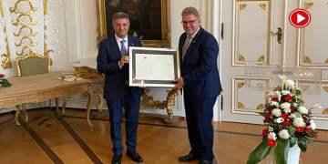 Türkiye'nin Aachen Fahri Başkonsolosluğu açıldı (VİDEO)