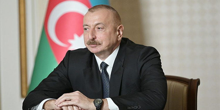 Aliyev: Şehitlerimizin kanı yerde kalmayacak