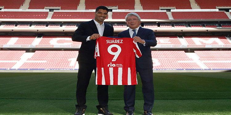 Luis Suarez, Atletico Madrid'de