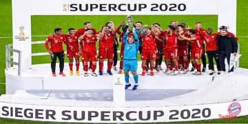 Süper Kupa Bayern Münih'in oldu