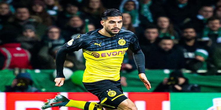 Dortmundlu Emre Can'da korona çıktı