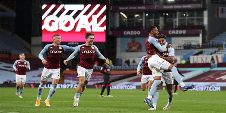 Liverpool'a tarihi hezimet 7-2