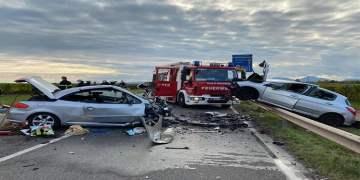 Kazada iki kadın sürücü can verdi