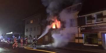 Velbert'teki yangında bir ölü