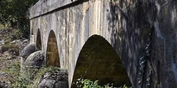 Almanların 116 yıl önce yaptırdığı köprü restore edilecek