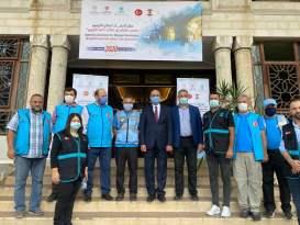 Diyanet İşleri Türk İslam Birliği, Beyrut'ta yaraları sarıyor