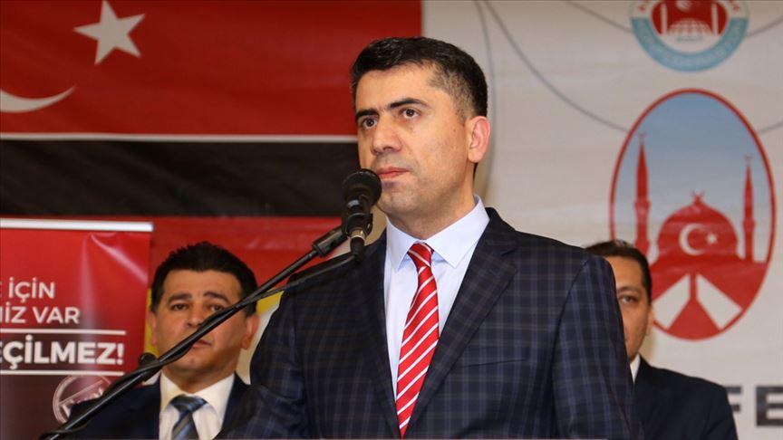 Almanya Demokratik Ülkücü Türk Dernekleri Federasyonundan meclisteki ithamlara tepki