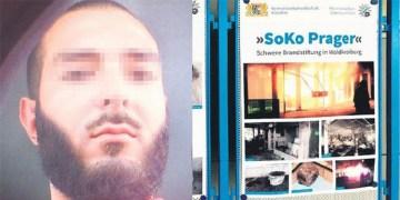 Almanya'da Türklere ve iş yerlerine saldırı düzenleyen zanlı hakkında iddianame hazırlandı