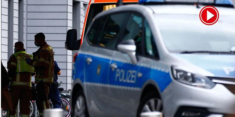 Almanya'da araç yayalara çarptı: 5 ölü, 15 yaralı (VİDEO)