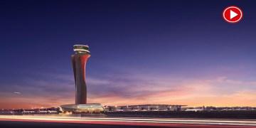 İstanbul Havaalanı'nın yeni videosu paylaşıldı (VİDEO)