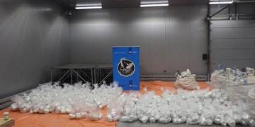 Hollanda'da bir gemide 1,5 ton uyuşturucu ele geçirildi