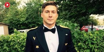 İsveç'te kaybolan Türk asıllı subayın cesedi bulundu (VİDEO)